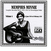 Memphis Minnie Vol. 4 (1938-1939) by Little Son Joe