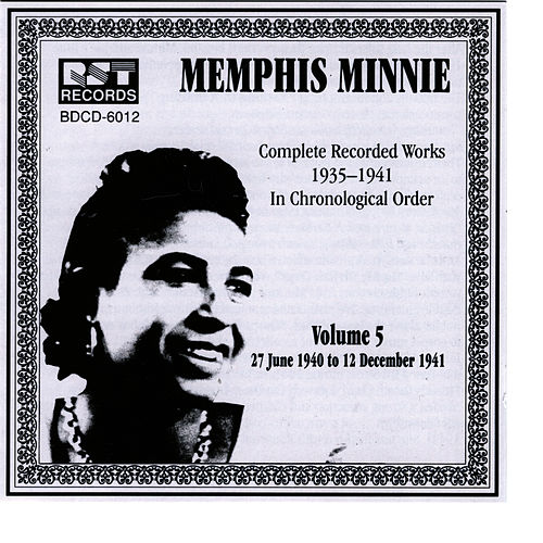 Memphis Minnie Vol. 5 (1940-1941) by Memphis Minnie