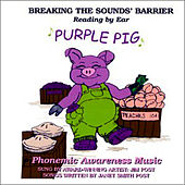 Purple Pig by Jim Post