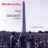 Songs Of Conscience And Concern by Peter, Paul and Mary
