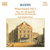 Piano Sonatas Vol. 3 by Franz Joseph Haydn