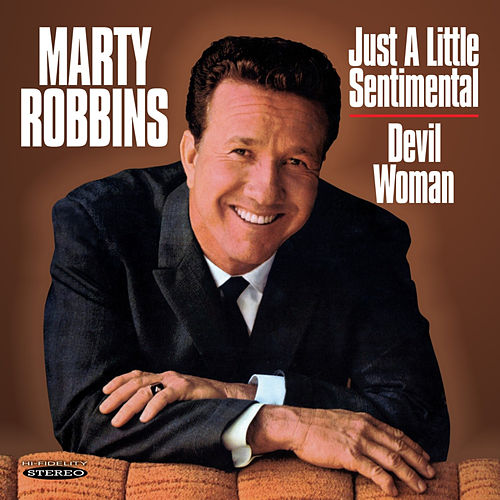 Just a Little Sentimental / Devil Woman by Marty Robbins