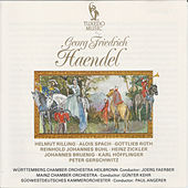 George Frideric Handel by Various Artists