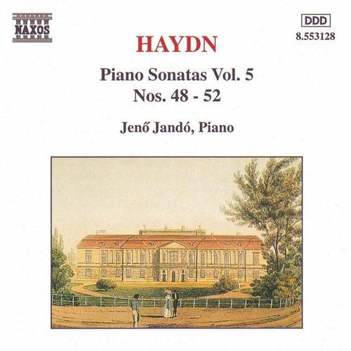 Piano Sonatas Vol. 5 by Franz Joseph Haydn