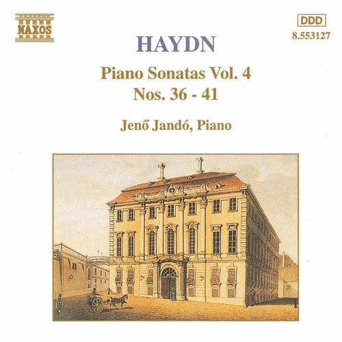 Piano Sonatas Vol. 4 by Franz Joseph Haydn