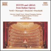 Duets and Arias from Italian Operas by Various Artists