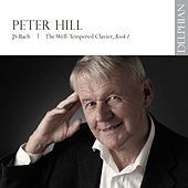 Bach: The Well-Tempered Clavier, Book I by Peter Hill