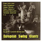 European Swing Giants, Vol.3 (Recordings 1939-1944) by Various Artists