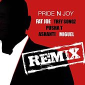 Pride N Joy Remix (feat. Trey Songz, Pusha T, Ashanti & Miguel) - Single by Fat Joe