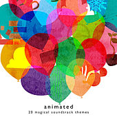 Animated - 20 Soundtrack Classics by L'Orchestra Numerique