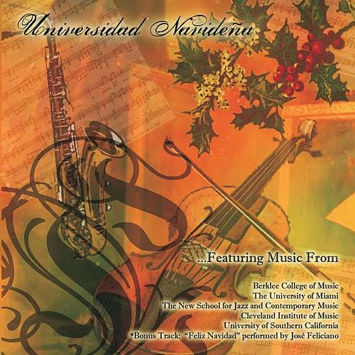 Universidad Navideña by Various Artists