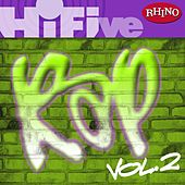 Rhino Hi-Five: Rap  [Vol 2] by Various Artists