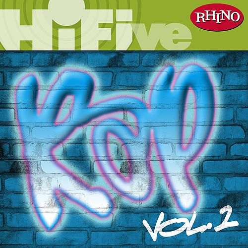 Rhino Hi-Five: Rap [Vol 1] by Various Artists