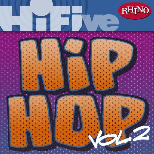 Rhino Hi-Five: Hip Hop [Vol 2] by Various Artists