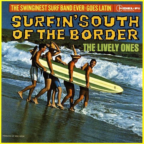 Surfin' South Of The Border by Various Artists