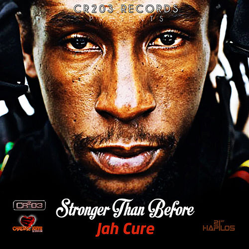 Stronger Than Before by Jah Cure