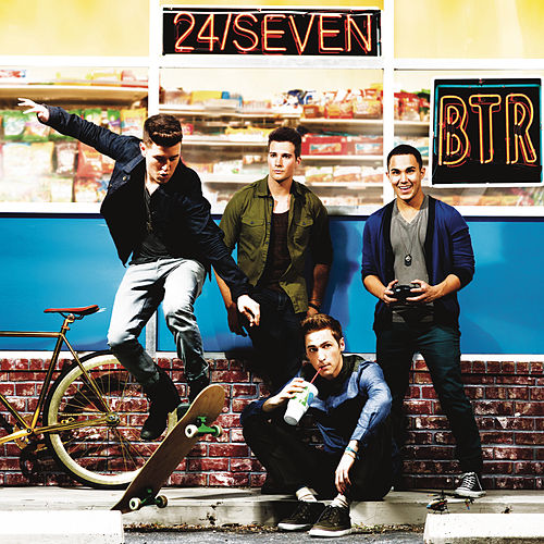 24/Seven by Big Time Rush