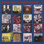 Punk Rock Rarities Vol. 1 by Various Artists