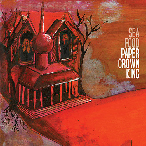 Paper Crown King by Seafood