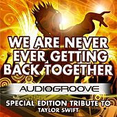 We Are Never Ever Getting Back Together by Audio Groove