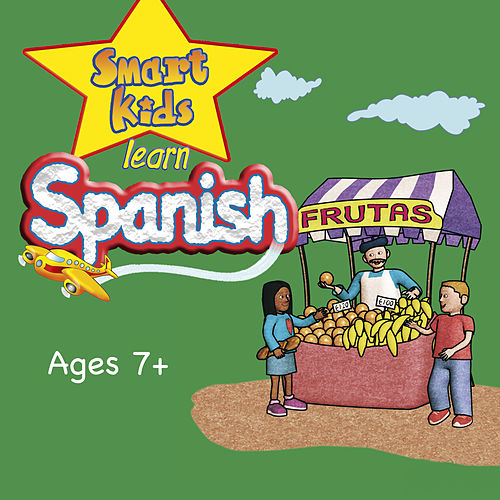 Minilingo Smart Kids Learn Spanish (Ages 7+) by Janet Irwin