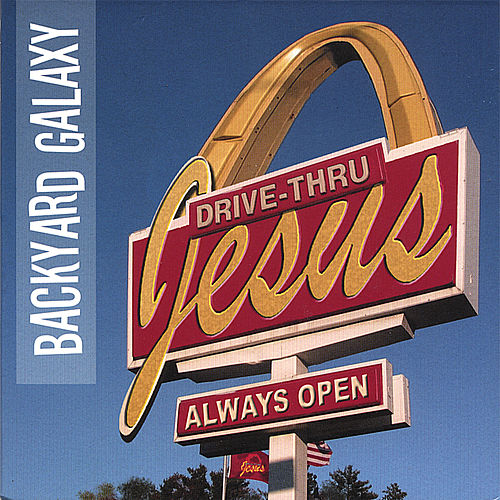 Drive-Thru Jesus by Bob Rice