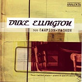 Duke Ellington by Duo Campion-Vachon