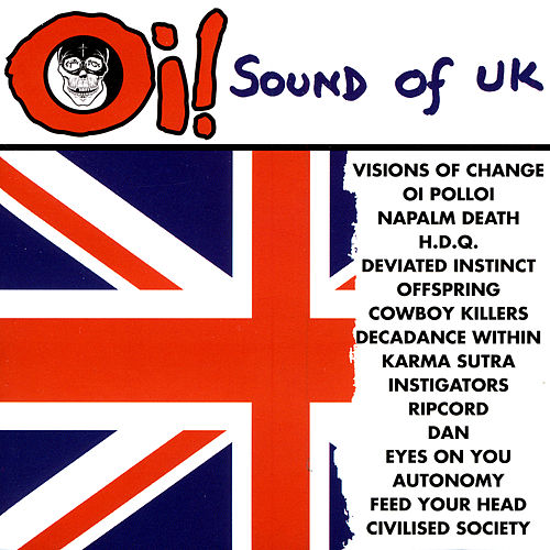 Various The Sound Of Oi