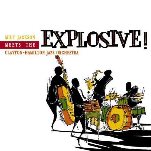 Explosive! by Milt Jackson