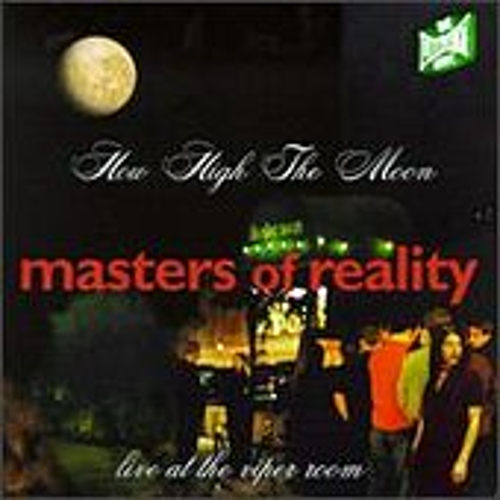Masters Of Reality by Masters Of Reality