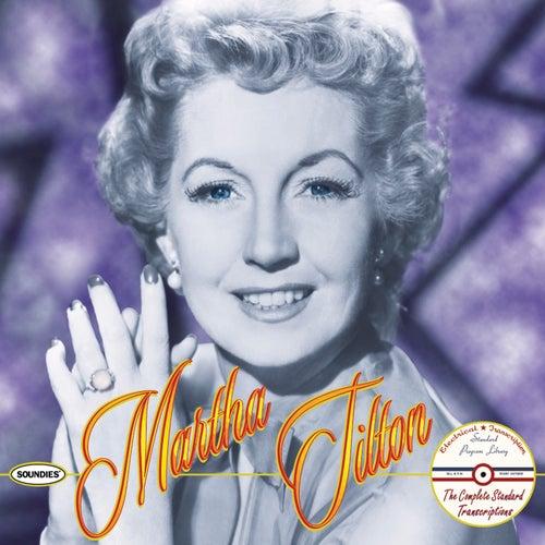 Martha Tilton: The Complete Standard Transcriptions by Martha Tilton