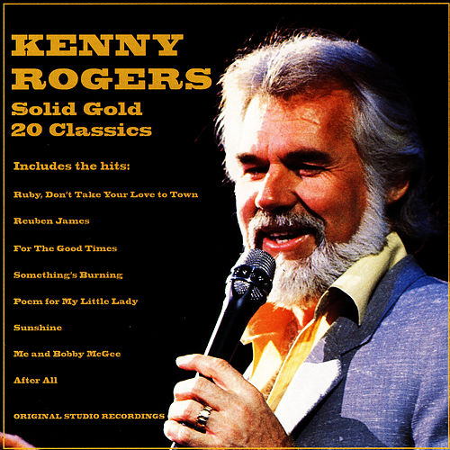 Solid Gold: 20 Classics by Kenny Rogers