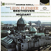 Beethoven: Concerto No. 4 in G Major for Piano and Orchestra, Op. 58; Mozart: Concerto No. 25 in C Major for Piano and Orchestra, K. 503 by Various Artists