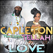 Divine Love (feat. Tellah) - Single by Capleton