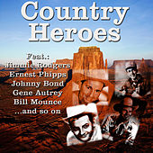 Country Heroes by Various Artists