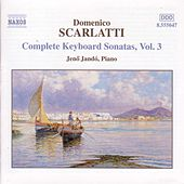 Complete Keyboard Sonatas Vol. 3 by Domenico Scarlatti