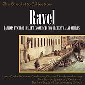 Ravel: Daphnis et Chloé (Ballet In One Act) For Orchestra And Chorus by Charles Munch
