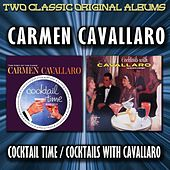 Cocktail Time / Cocktails With Cavallaro by Carmen Cavallaro
