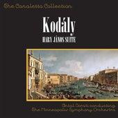 Kodály: Háry János Suite, Op. 15 by Antal Dorati