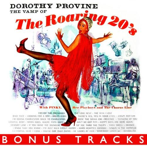 The Vamp Of The Roaring 20's (With Bonus Tracks) by Dorothy Provine
