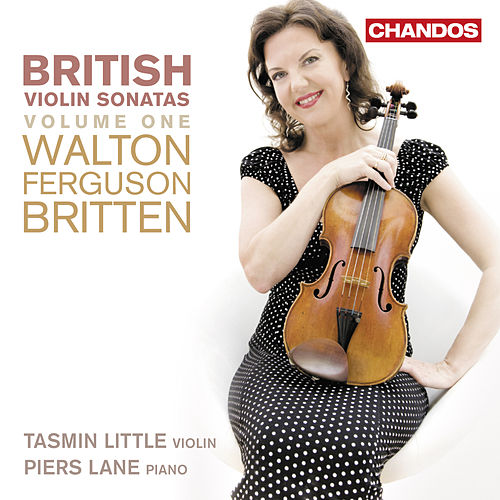 British Violin Sonatas, Vol. 1 by Tasmin Little