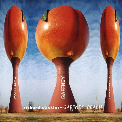 Gaffney Peach by Richard Stickler