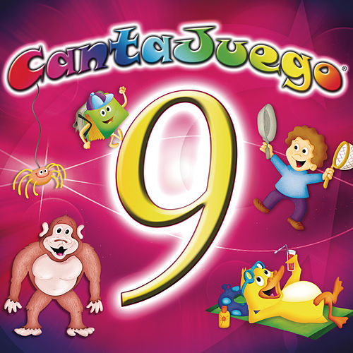 CantaJuego, Vol. 9 by Cantajuego (Grupo Encanto)