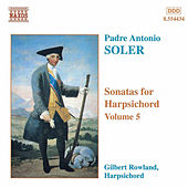Sonatas for Harpsichord Vol. 5 by Antonio Soler
