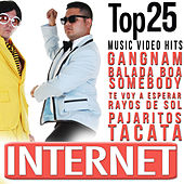 Top 25 Music Video Hits. Internet by Various Artists