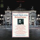 Richard Tucker - A Treasury of French Opera Arias by Richard Tucker