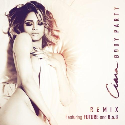Body Party (Remix) by Ciara