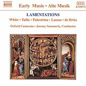 Lamentations by Oxford Camerata