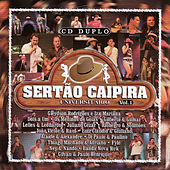Sertão Caipira - Universitário - Vol 1 by Various Artists