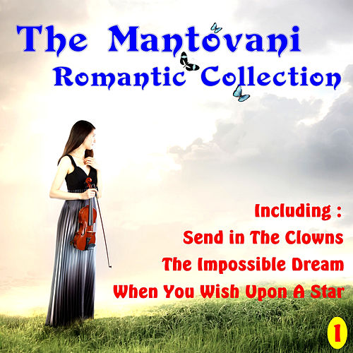 Mantovani Romantic Collection 1 by Mantovani